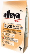 Alleva Plus Duck Rice and Potatoes