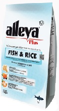 Alleva Plus Fish & Rice